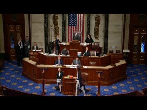 Ήττα των Ρεπουμπλικανών στη Βουλή για το μεταναστευτικό…