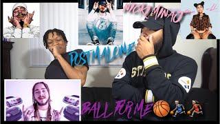 NICKI !!!Post Malone - Ball For Me Ft Nicki Minaj   FVO Reaction