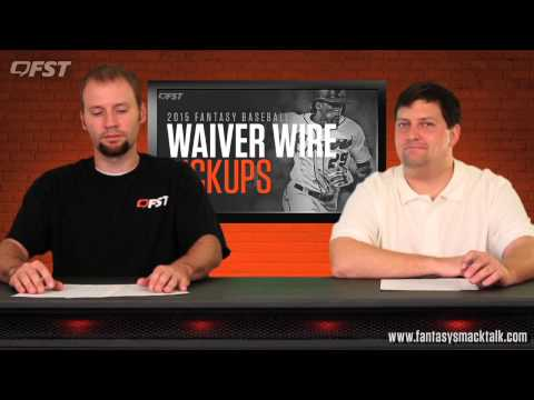 Fantasy Baseball: Top Waiver Wire Pickups for Week 11 thumbnail