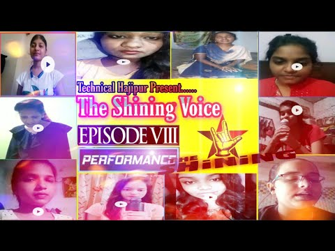 Episode-8 | The Shining Voice | Girl's Ke Talent Live Singing Performance