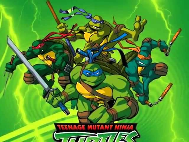 Teenage mutant ninja turtles 2003 theme download