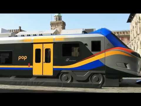 La musica sta cambiando - presentazione dei nuovi treni Pop e Rock