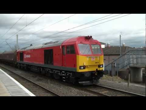 Warrington Bank Quay & Arpley Junction 21/02/12