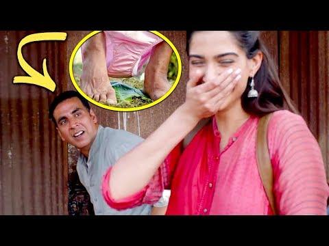 "Huge Mistakes In ""PADMAN"" Full Movie 2018 - Akshay Kumar, Sonam Kapoor"