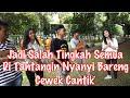 TRIO WOK WOK Kedatangan Cece Diana GADIS Wonogiri | Cocok Dijadiin Vokalis Baru Nih | KORBAN JANJI