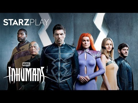 Marvel Inhumans, Season 1 | Trailer | STARZPLAY