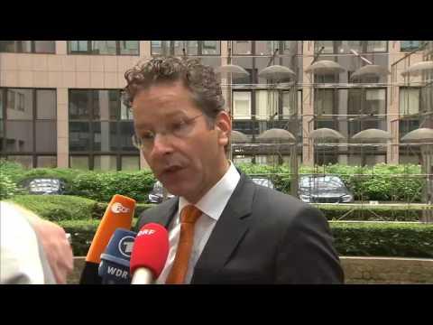 Ντέισελμπλουμ: «Σημαντικό βήμα» η συμφωνία του Eurogroup