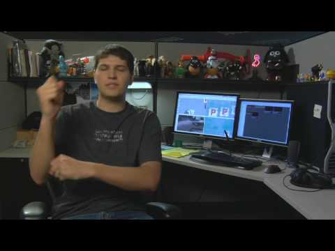 AA 3.0 #4 video - Motion Capture