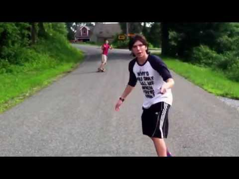 lawls - via YouTube Capture They slide, they longboard, but they still poop.