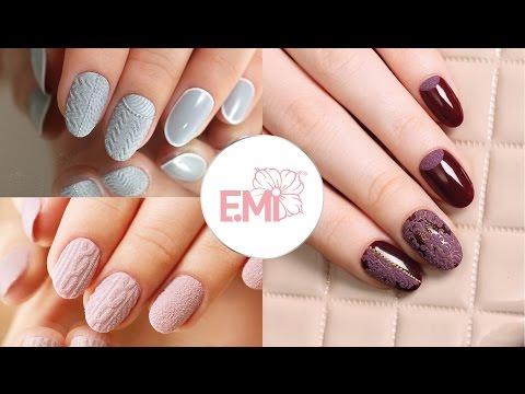 Кашемир для дизайна ногтей на ногтях фото