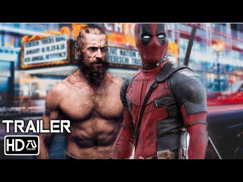 DEADPOOL 3 Trailer #2 [HD] - Ryan Reynolds, Hugh Jackman (Fan Made)