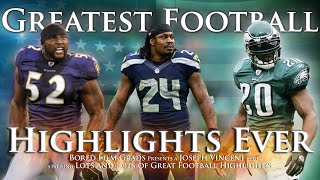 Greatest Football Highlights Ever - Volume 1 by Joseph Vincent
