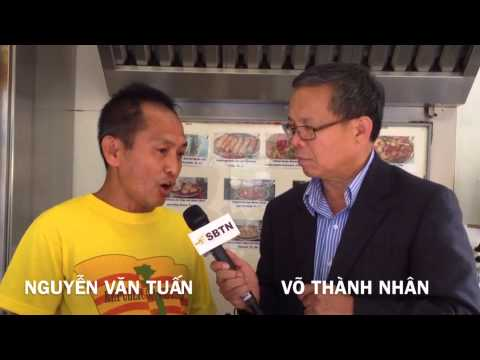 Một Người Tị Nạn Việt Nam - Một Gian Hàng Việt Nam Tại Thủ Đô Thuỵ Sĩ