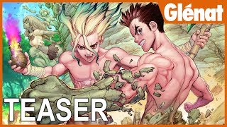 Dr. Stone - Bande annonce VF