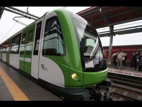 Mira cómo luce el segundo tramo del Metro de Lima