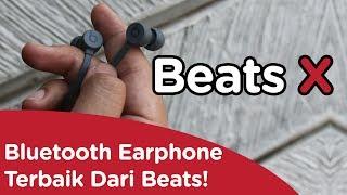 Beats X Unboxing  Produk Beats Terbaik!?Beats X adalah bluetooth earphone premium yang dikeluarkan oleh Beats by Dr Dre di tahun 2017 ini. Kali ini kita nge Unboxing dan ngulik segimana sih kerennya bluetooth earphone dengan harga 2 jutaan yang bisa dibilang premium ini.Music: Kronicle - Lofi Experimentin