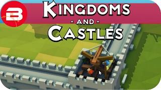Kingdoms and Castles Gameplay: BALLISTAS #4 - Lets Play Kingdoms & Castle Alpha City Building