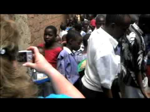 VJSurgeon - Watch as we interact with the orphans in Uganda distributing rice, giving shoes and dresses, and playing with the kids at King Solomon's Academy.