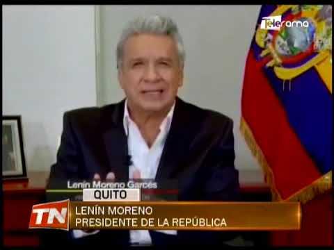 Presidente anunció nueva suspensión de jornada laboral y clases