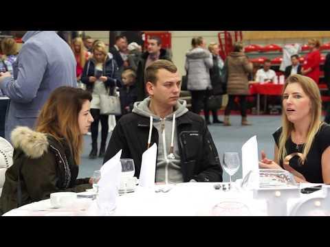 Targi Ślubne w Suwałkach. Przyszły przyszłe młode pary