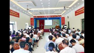 Uông Bí: triển khai hỗ trợ lao động bị ảnh hưởng do dịch Covid-19