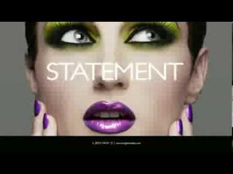 INGLOT NEON LADY - AUTUMN 2013