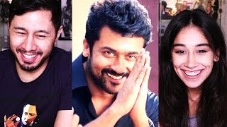 Video THAANAA SERNDHA KOOTAM | Suriya | Teaser Trailer Reaction w/ Andrea! MP3, 3GP, MP4, WEBM, AVI, FLV April 2018