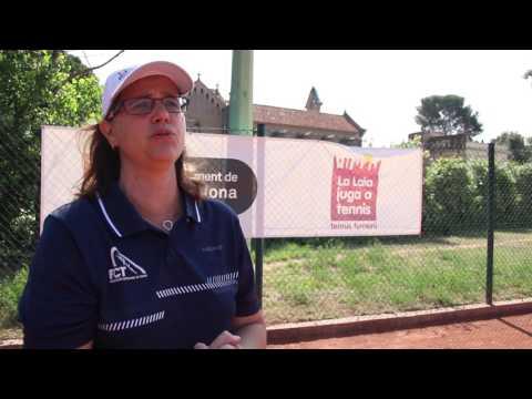 Programa La Laia Juga a Tennis