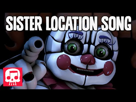 FNAF SISTER LOCATION Song by JT Machinima - 'Join Us For A Bite' [SFM]