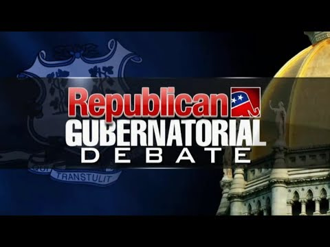 FINAL: Connecticut Republican Gubernatorial Debate 2018 (WFSB - CT GOP)