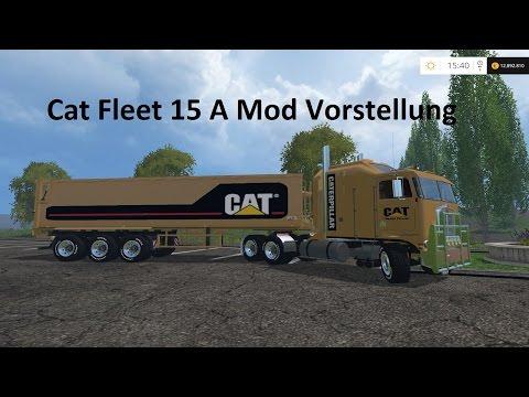 CAT Fleet 15 A v1.0