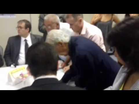 Audiência de Conciliação no Tribunal Regional do Trabalho