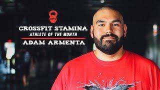 Athlete of the Month: Adam Armenta