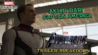 Video Pertanda Akhir Dari Captain America | Avengers End Game Trailer #2 Breakdown | Marvel Indonesia MP3, 3GP, MP4, WEBM, AVI, FLV Maret 2019