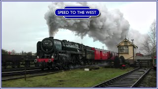 Once again, our first big railway event of the year was the Great Central's winter steam gala. I hadn't planned on going, originally. But, after much indecis...