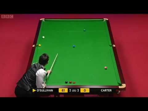clearance - This amazing break of 92 came in the 7th frame of 2012 World Championship Final. Most of the balls were in no position initially. But then these are the thin...