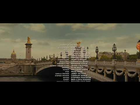 Me Before You (2016) End Credits