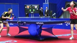 BUTTERFLY ролик-1 Чемпионат Мира 2012 Дортмунд