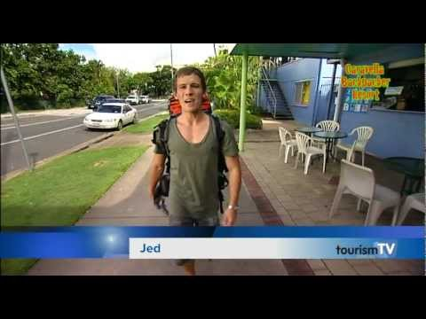 Video Caravella Backpackers Cairns City Waterfront