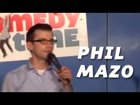 Quicklaffs - Phil Mazo Stand Up Comedy