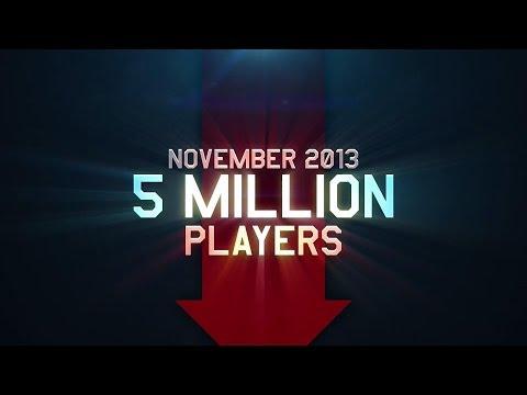 لعبة الطيران المحاكاة War Thunder تتجاوز 5 ملايين مستخدم