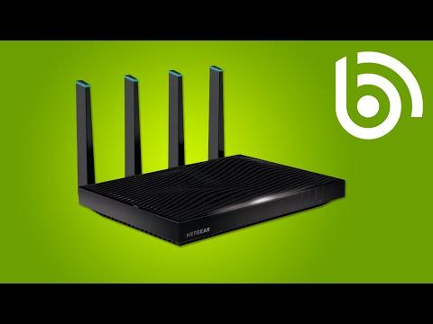 NETGEAR R8500 Nighthawk X8 WiFi Router Introduction