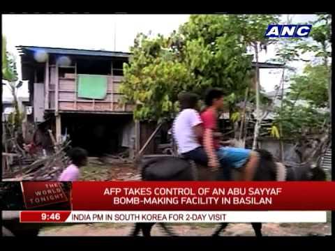 Video AFP seizes Abu Sayyaf bomb-making facility download in MP3, 3GP, MP4, WEBM, AVI, FLV January 2017