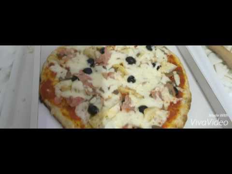 Antico Forno di Rapini Tommaso: pizza da asporto a pranzo e cena VIDEO |Sant'Omero