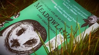Meadowland by John Lewis-Stempel, published by Transworld