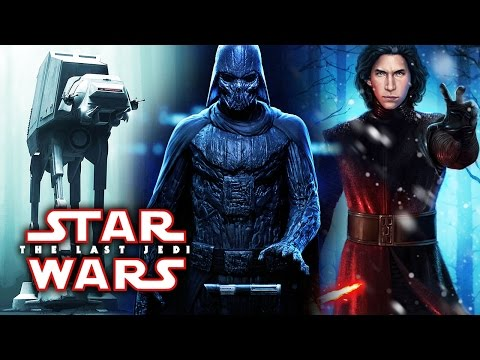 Star Wars Episode 8: The Last Jedi To Revisit Iconic Planets! Darth Vader Kylo Ren Connections!