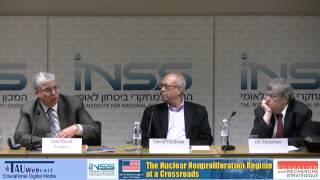 Q&A - Panel IV: The IAEA