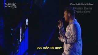 Rock in Rio | Sam Smith - Not In That Way / Can't Help Falling In Love (Tradução)