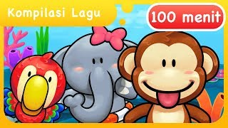 Video Kompilasi Lagu Anak Indonesia Balita 100 Menit MP3, 3GP, MP4, WEBM, AVI, FLV Juni 2019