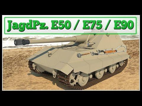 JagdPz. E50 / E75 / E90 \